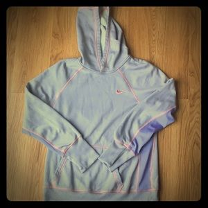 Pre-loved Thermo fit Nike hoodie size medium